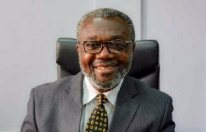 Dr. Anthony Nsiah-Asare is the Presidential Adviser on Health