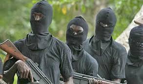 File photo: Gunmen