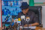 PDP National Chairman   Uche Secondus