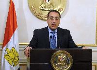 Prime Minister Mostafa Madbouly of Egypt
