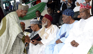 Obasanjo, Abdulsalami, Abubakar, others to meet in Abuja today