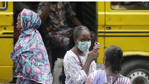 The coronavirus has left a mark on Nigeria's security