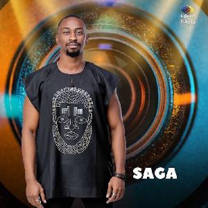 Big Brother Naija housemate, Saga