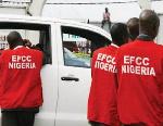 File photo: EFCC officials