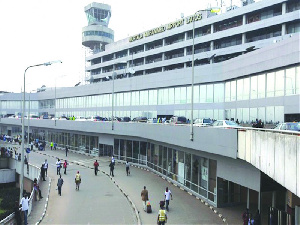 Murtala Mohammed International Airport Lagos