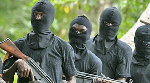 The gunmen dispossessed the police officers of their rifles during the attack