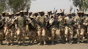 Troops rescue 32 kidnapped victims, arrest 26 bandits