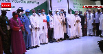 Governorship candidate signs peace pact ahead of polls