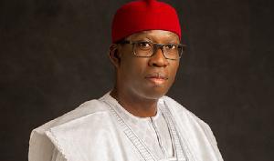 Governor Ifeanyi Okowa of Delta