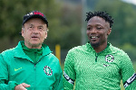 AFCON2021: Musa faces drop by Rohr