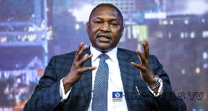 Attorney–General of the Federation and Minister of Justice (AGF), Abubakar Malami