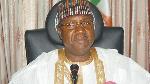 Former Adamawa State governor, Alhaji Mohammed Jibrilla Bindow
