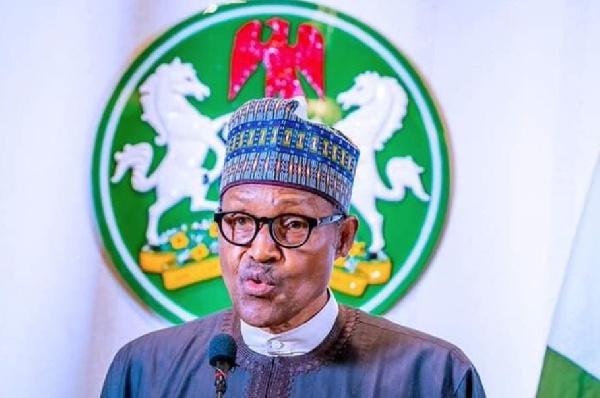President, Major General Muhammadu Buhari (retd.)