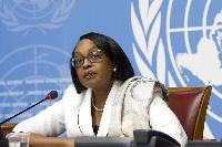 WHO Africa Director, Matshidiso Moeti | SALVATORE DI NOLFI / ASSOCIATED PRESS