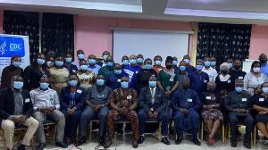 The 40 participants in the Public Health Emergency Management Professional Certification (PHEM PC)