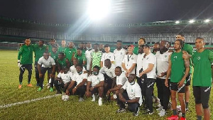 Nigeria set to take on rivals Sierra Leone