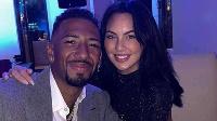 Jerome Boateng and ex-girlfriend