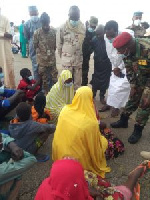 Soldiers rescue 12 hostages from Boko Haram in Lake Chad