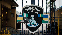The police made the confirmation in a statement on Saturday