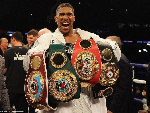 Heavyweight champion, Anthony Joshua
