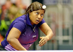 Edem bows out of table tennis women's singles at Tokyo Olympics