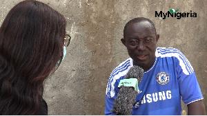 Philip Boateng, Ghanaian Phone Dealer
