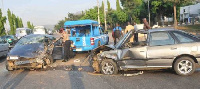 Eight killed in Lagos-Ibadan Expressway accident