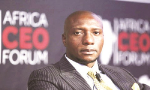 Chief Executive Officer, NSE, Oscar Onyema