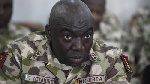 Lt. -Gen. Ibrahim Attahiru, Chief of Army Staff (COAS)