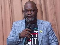 President of the Greater Accra Yoruba Community, Amb. Oloye O. Fatuyi FIIM