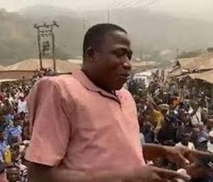 Sunday Adeyemo aka Sunday Igboho, Activist