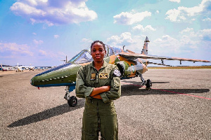 It named aremodelled Pilots Crew Room in Port Harcourt after the late combatant pilot