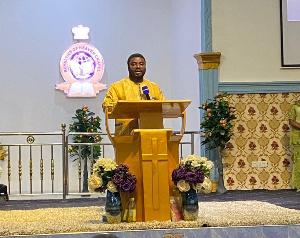 Pastor Japheth Daniel Igbeke