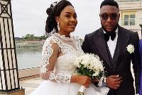 Tchidi Chikere and his wife Nuella Njubigbo