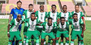 The Super Eagles of Nigeria