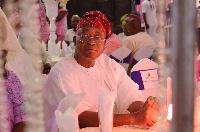 File photo: Governor Adegboyega Oyetola