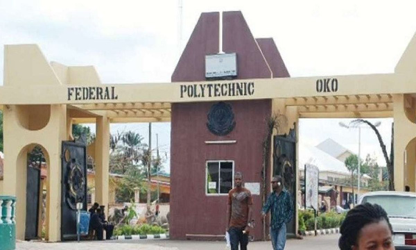 Federal Polytechnic Oko Anambra state