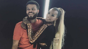 DJ Cuppy and Asika