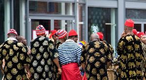 Ohanaeze Ndigbo group