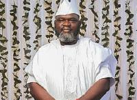 President of the Greater Accra Yoruba Community in Ghana, Amb. Oloye O. Fatuyi FIIM