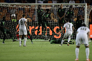 Algeria defeated the Eagles again