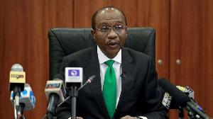 Godwin Emefiele, Governor of Central Bank Nigeria