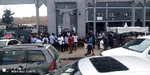 Judiciary Staff Union of Nigeria (JUSUN) have embarked on a strike