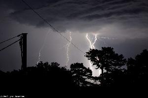 Thunder kills three siblings in Taraba
