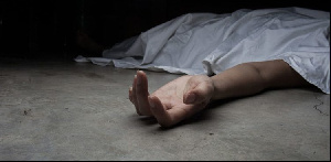 File photo: A deceased person