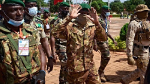 There is unrest in Mali after a coup by the military