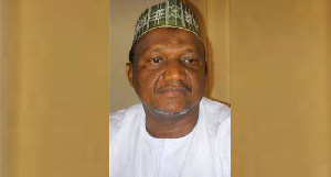 Aminu Kontagora dies of complications from the novel coronavirus
