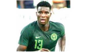 Super Eagles and Genk striker Paul Onuachu