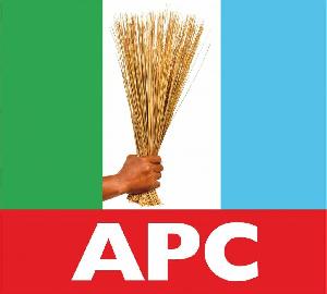 Official logo of the All Progressives Congress (APC)