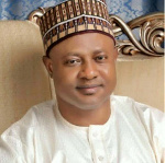 File photo: Senator Uba Sani